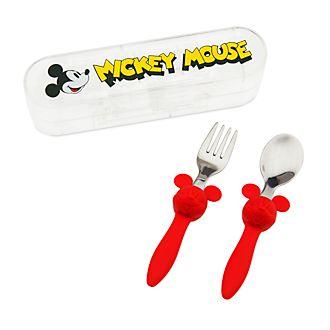 Juego de cubertería Mickey Mouse