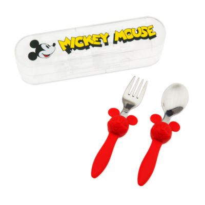 Mickey Mouse Cutlery Set