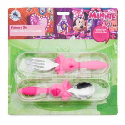 Juego de cubertería Minnie Mouse