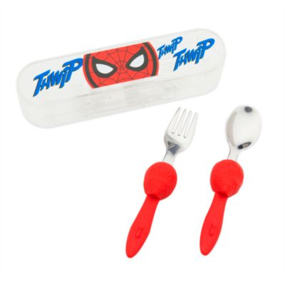 Spider-Man Cutlery Set