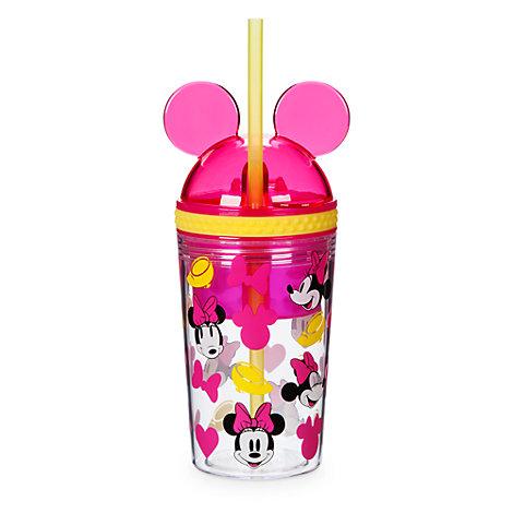 Taza bebida y tentempiés Minnie