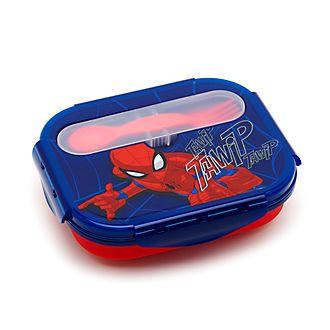 Juego fiambrera con cubiertos Spider-Man
