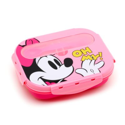 Minnie Mouse Food Storage Container Set
