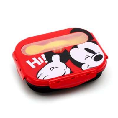 Ensemble de récipients alimentaires Mickey Mouse