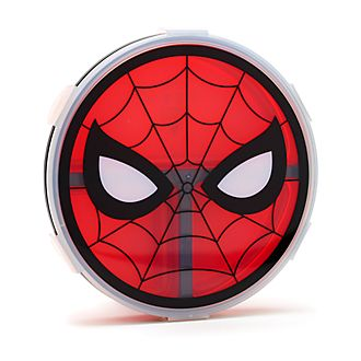 Disney Store Spider-Man Plate With Lid