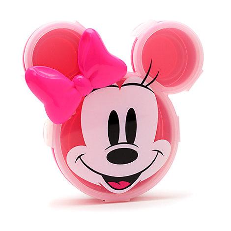 Plat Minnie Mouse avec couvercle