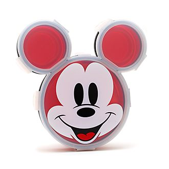 Disney Store Plat Mickey Mouse avec couvercle