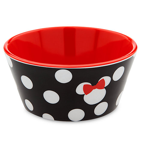 Minnie Mouse Mini Melamine Bowl