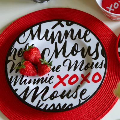 Assiette Minnie Mouse