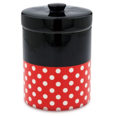 Minnie Mouse Storage Canister