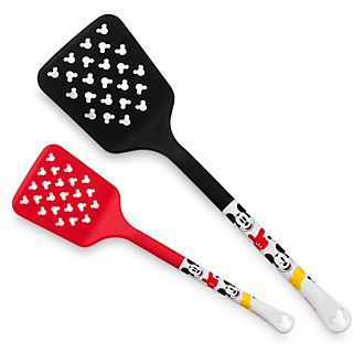 Disney Store Mickey Mouse Spatulas, Set of 2