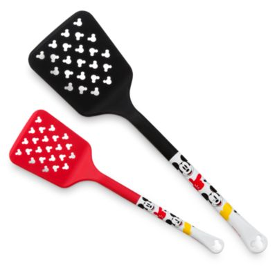 Lot de 2 spatules de cuisine Mickey Mouse