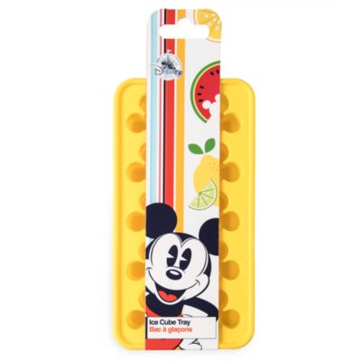 Mickey Mouse Summer Fun Ice Cube Tray