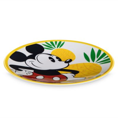 Plato de la Colección Summer Fun de Mickey Mouse