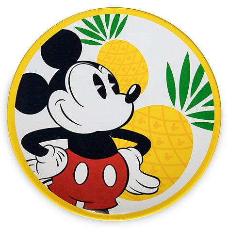 Assiette Mickey Mouse, Summer Fun