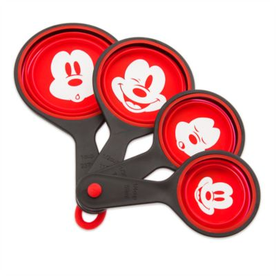 Lot de gobelets doseurs Mickey Mouse