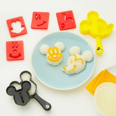 Set de moldes de cocina de Mickey Mouse
