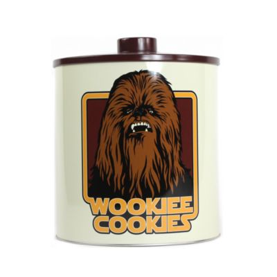 Tarro para galletas de Chewbacca, Star Wars