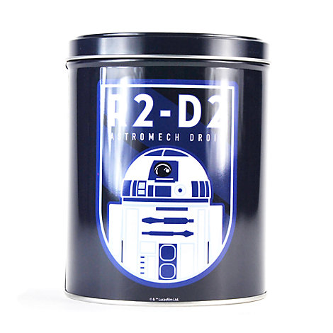 R2-D2 burk Star Wars