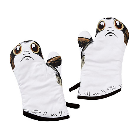 Porg Oven Gloves, 2 Pack, Star Wars: The Last Jedi