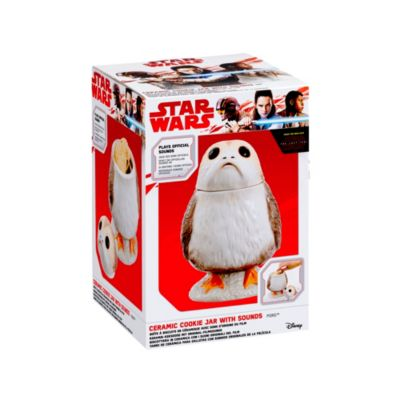 Porg Talking Cookie Jar, Star Wars: The Last Jedi