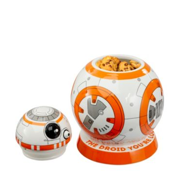 BB-8 Talking Cookie Jar, Star Wars: The Last Jedi