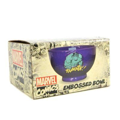Hulk Embossed Bowl, Marvel