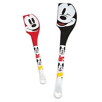 Disney Store Lot de 2 spatules de cuisine Mickey Mouse