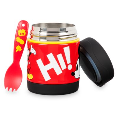 Disney Store Mickey Mouse Small Thermos