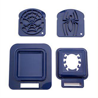 Set taglia crosta e stampi per sandwich Spider-Man Disney Store