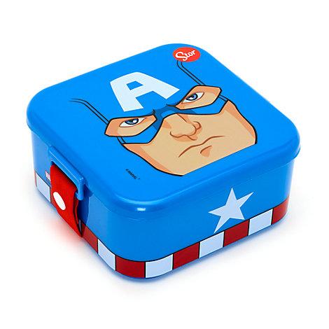 Captain America Food Storage Container