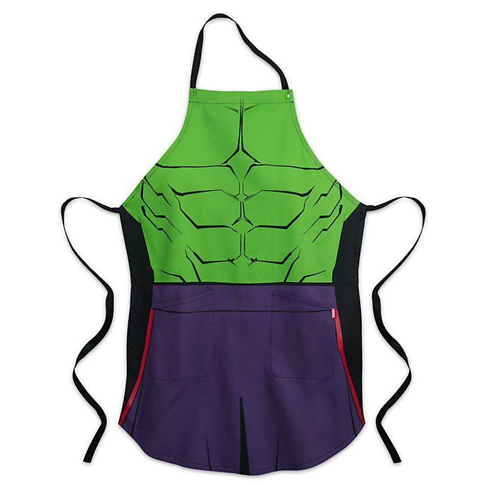 Delantal adultos Hulk, colección Disney Eats, Disney Store