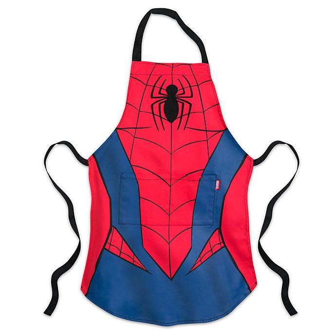 Disney Store Tablier Spider-Man pour enfants, collection Disney Eats