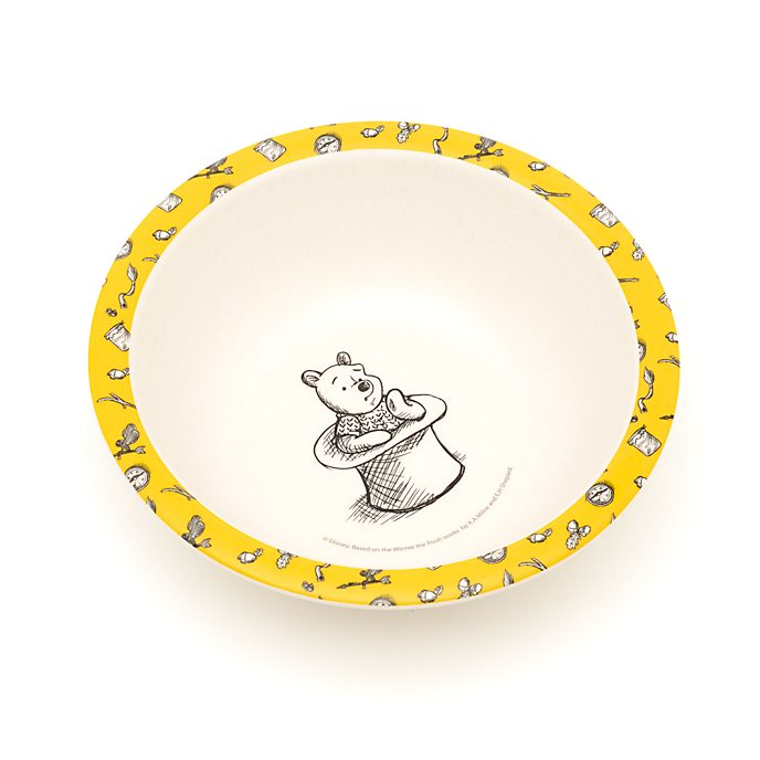 Disney Store Winnie the Pooh Bowl, Christopher Robin