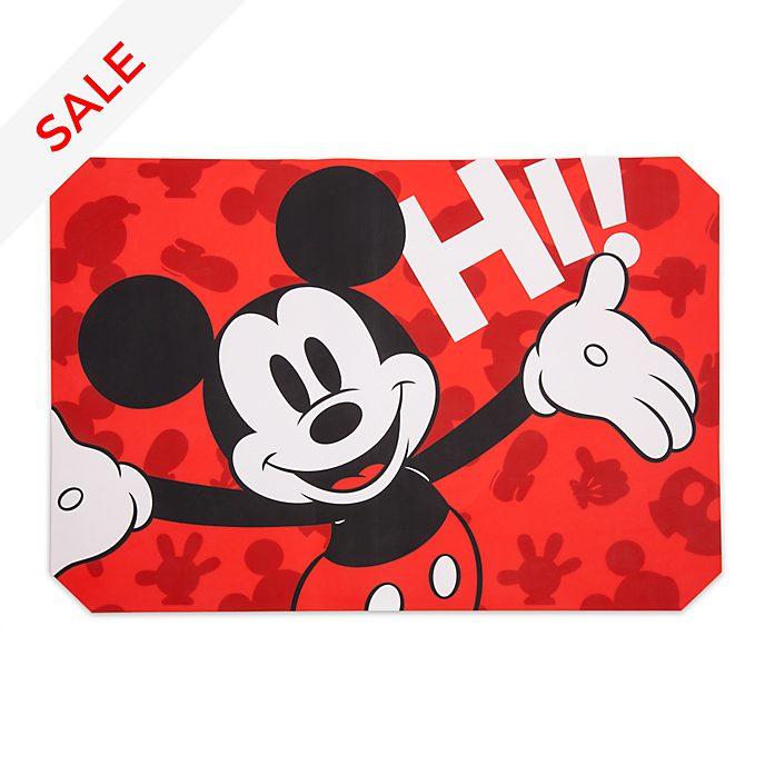 Disney Store Mickey Mouse Disney Eats Non-Stick Silicone Baking Mat