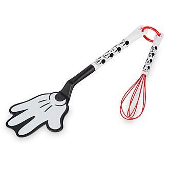 Disney Store Mickey Mouse Ensemble spatule et fouet Disney Eats