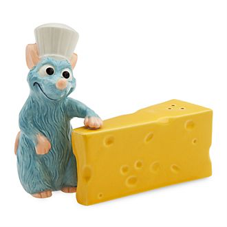 Disney Store - Ratatouille - Salz- und Pfefferstreuer