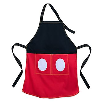Disney Store Tablier Mickey Mouse pour adultes, collection Disney Eats