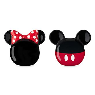 Disney Store Mickey and Minnie Salt and Pepper Shakers