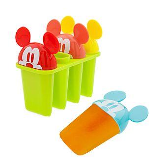 Moldes para polos Mickey Mouse, Disney Eats, Disney Store (set de 4 unidades)
