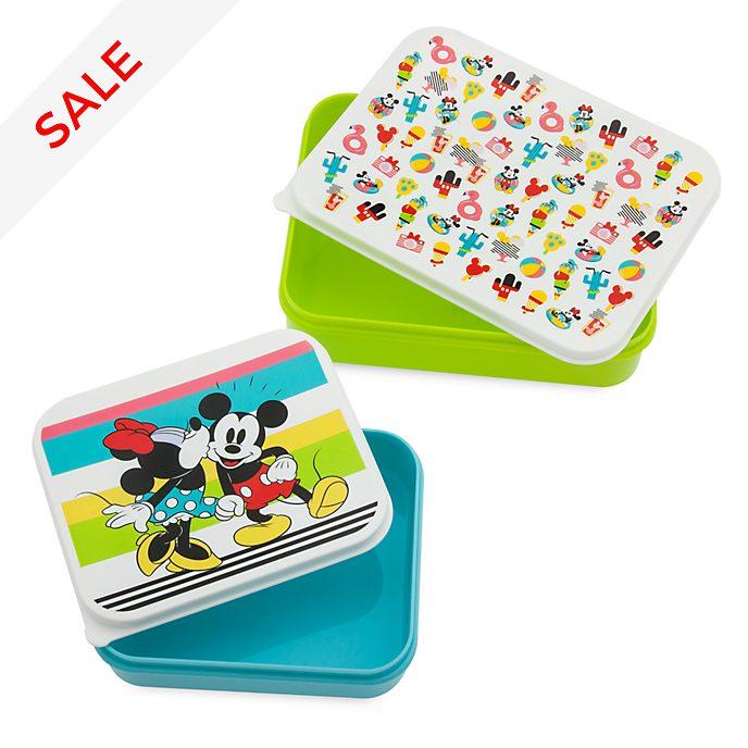 Disney Store - Disney Eats - Micky und Minnie - 2Behälter