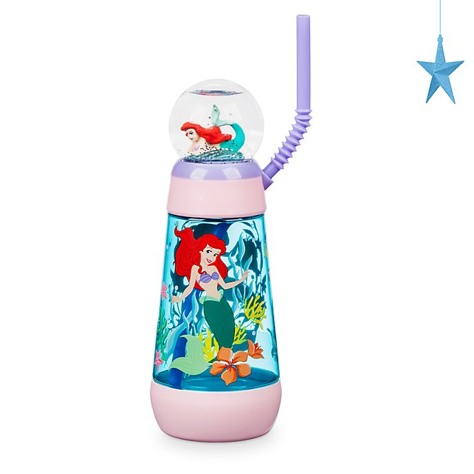 Bicchiere con sfera La Sirenetta Disney Store