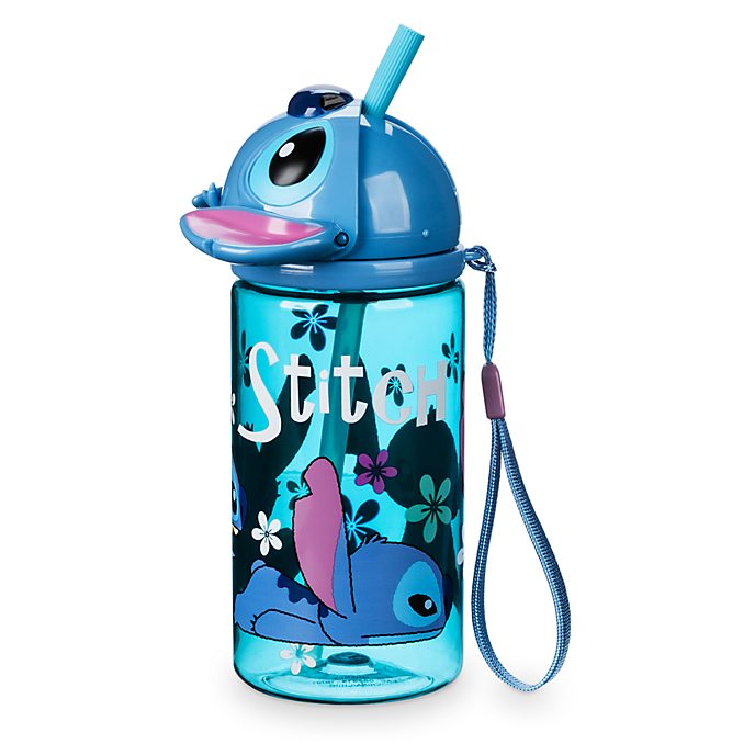 Disney Store Stitch Water Bottle