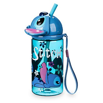 Disney Store Stitch Water Bottle