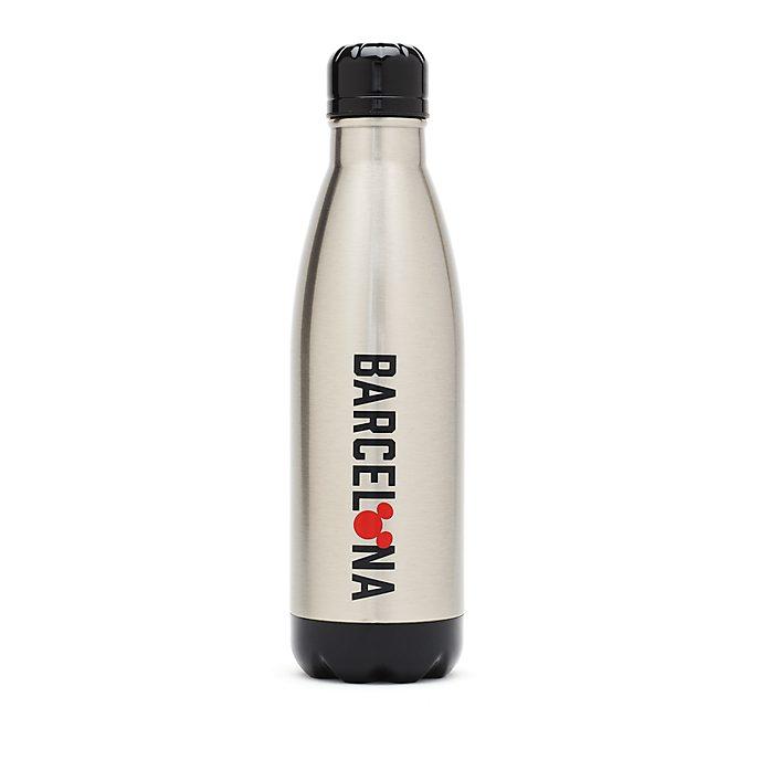 Disney Store Mickey Mouse Barcelona Water Bottle