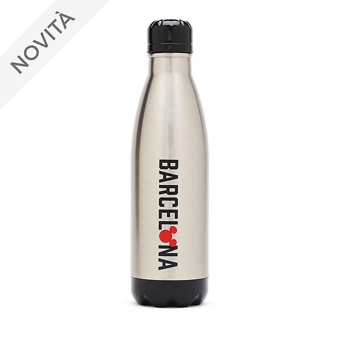Bottiglia per l'acqua Topolino Barcellona Disney Store