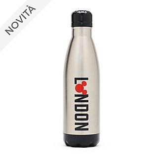 Bottiglia per l'acqua Topolino Londra Disney Store