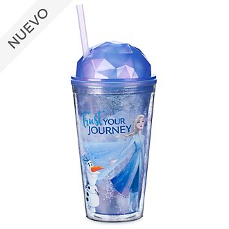 Vaso con pajita Frozen 2, Disney Store