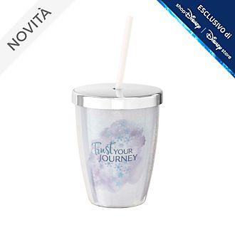 Bicchiere con cannuccia Frozen 2: Il Segreto di Arendelle Funko