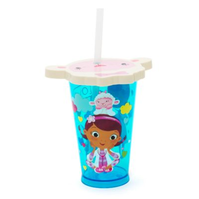 Lambie Tumbler With Straw, Doc McStuffins